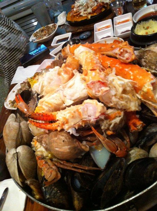 NY式の韓国海鮮なべ.jpg